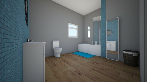 2 Bedroom Flat - by Spannergee