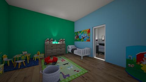 CHRISSYJESTES1 - Bedroom - by CHRISSYJESTES1