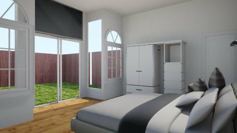 A Bedroom - Bedroom - by KennediJenson