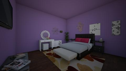 Gril Bedroom - Bedroom - by Diy the day