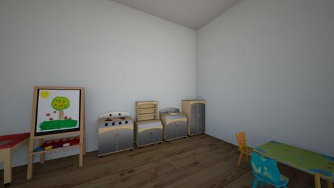 class room - Kids room - by attaylor