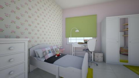 hudas daughter room - by opus