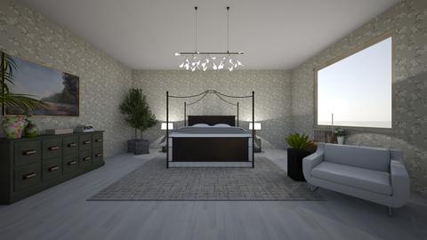 Eclectic bedroom - Eclectic - Bedroom - by EllaWinberg