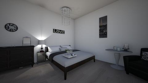 Modern Bedroom - Modern - Bedroom - by ellasophia50