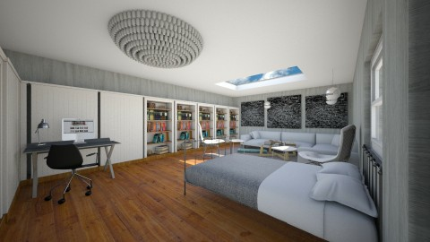 student hotel - Modern - by somei