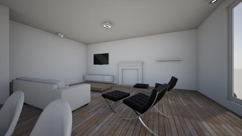 Living room 2 - Living room - by Dantevandenabeele