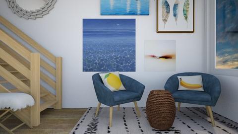 e - Living room - by Crazy cat girl 10