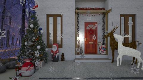 Holiday - Garden - by snjeskasmjeska