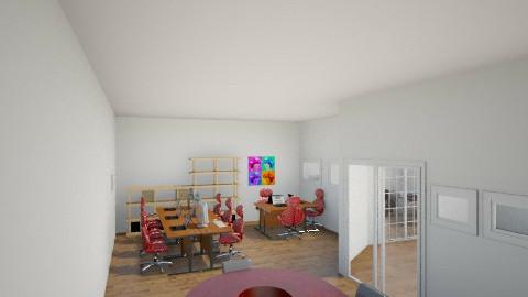 Office 1 - Minimal - Office - by amarah