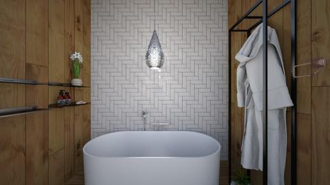 o - Bathroom - by kinia21