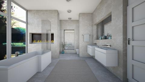 Virtual MOD - Bathroom - by channing4