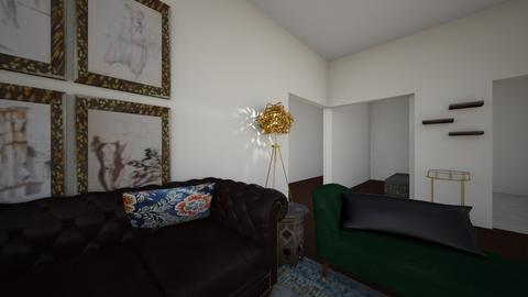 Apartment - Living room - by mhotti2