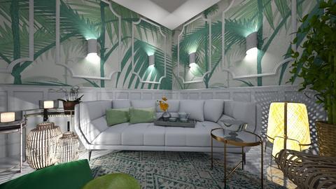 palma - Living room - by ana111