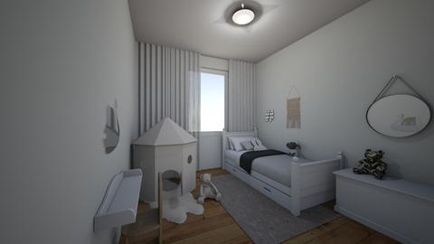 Yaara bedroom - Kids room - by erlichroni