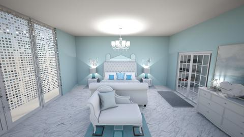 Ice Princess - Bedroom - by Sunshine Girl