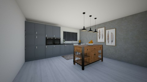 NOY - Modern - Kitchen - by NOY123