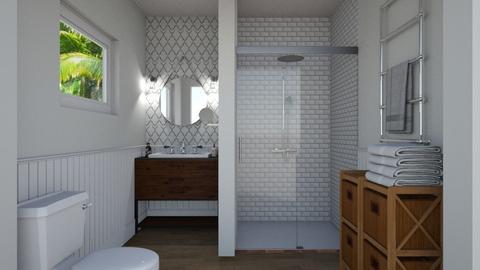 FandD Bathroom Remodel 2 - Bathroom - by rickglassinteriors