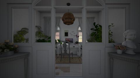 UJ - Office - by camillegirardet