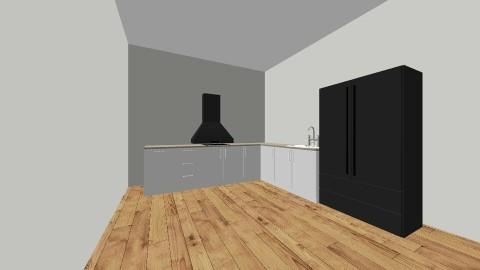 Kitchen  - Kitchen - by TinoRocha