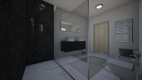 BATH NEW HOUSE - Bathroom - by Patrik123
