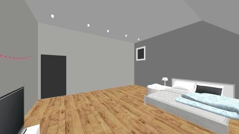 loft - Modern - Bedroom - by broganhayxx