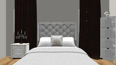 Bedroom 1 - Glamour - Bedroom - by gillianholtz