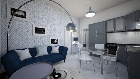 lok nr 15 - Living room - by Oshee