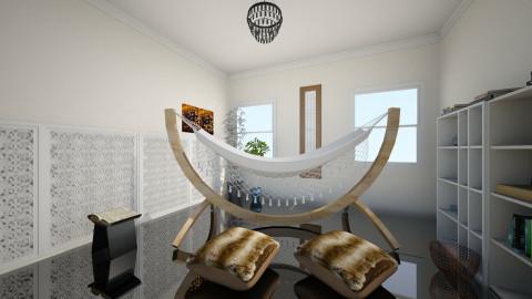 Abou - Minimal - Living room - by Moeshaval