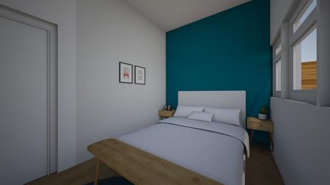 Fresnelstraat - Living room - by irisspelier