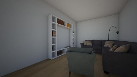 living room Motol - by annest