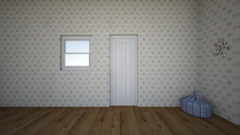 My bedroom design 2 - Feminine - by hkeet1