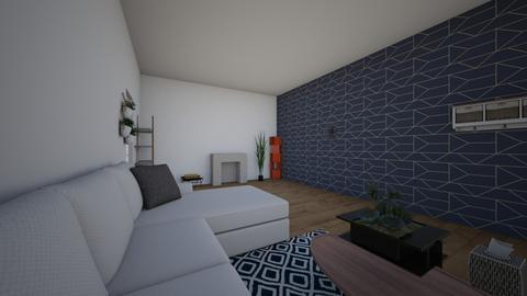 geometric home - Living room - by delanierichardson2