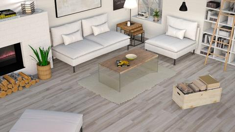 Citizen OAK - Living room - by Sally Simpson