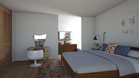 Brillhart  - Living room - by melcampusano