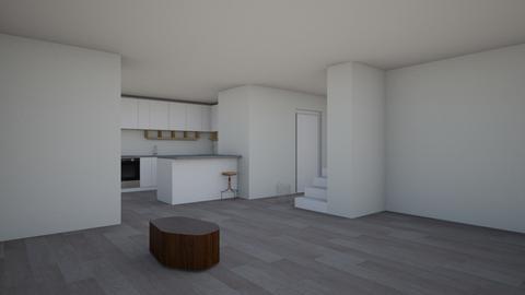 hf - Living room - by mayssaltf