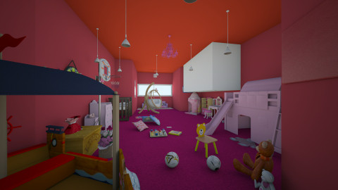eclectic nursery - Glamour - by Sejal Jain
