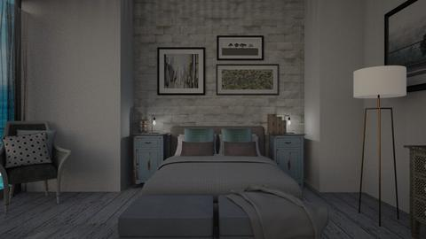 From the day - Eclectic - Bedroom - by Lucii