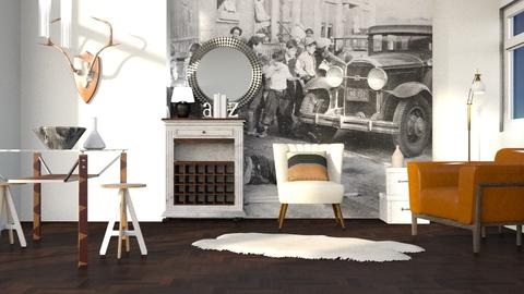 Oldtime Show - Modern - Living room - by Jessica Fox