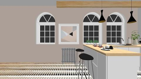 kitchenn - Kitchen - by georgiarafferty14