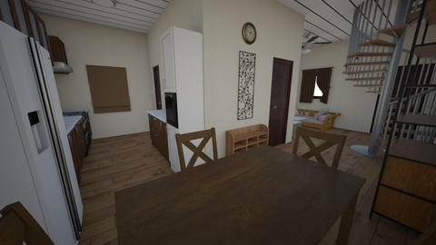 Dining - Dining room - by ARNOLD QUITA