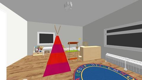 mucheng - Kids room - by lesrine