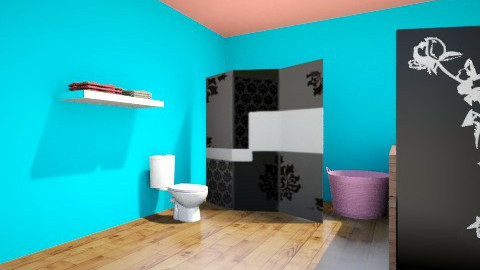 shark  - Eclectic - Bathroom - by prashu_t
