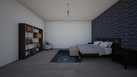 spacious bedroom - Bedroom - by aivlys2001