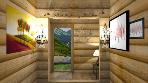 ES Downstairs Entry - Bathroom - by ruralakay