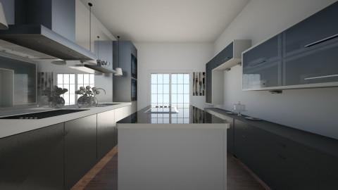 1st kitchen - Kitchen - by imstephaniee_