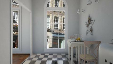 Little Paris kitchen - Classic - Kitchen - by gintaresmigelskyte