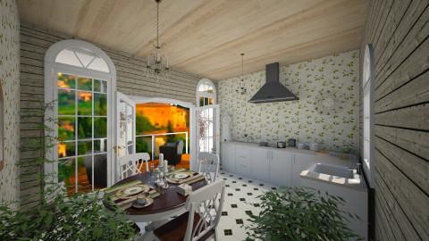 VINTAGE VENECIA - Vintage - Kitchen - by Almadeflores