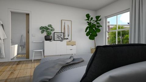 En suite - Bedroom - by MandyB84