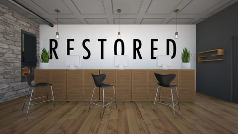 restoration home - Minimal - by rachelmarieknepp