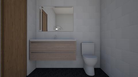 ds - Bathroom - by melcampusano